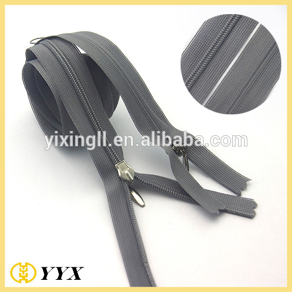 #3 Nylon Hidden Garment Invisible Zipper Wholesale