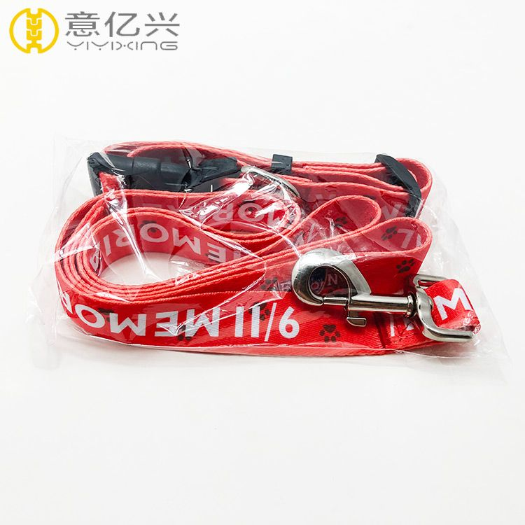 Pet factory price personalized dog leash rope Or dog leash snap hook